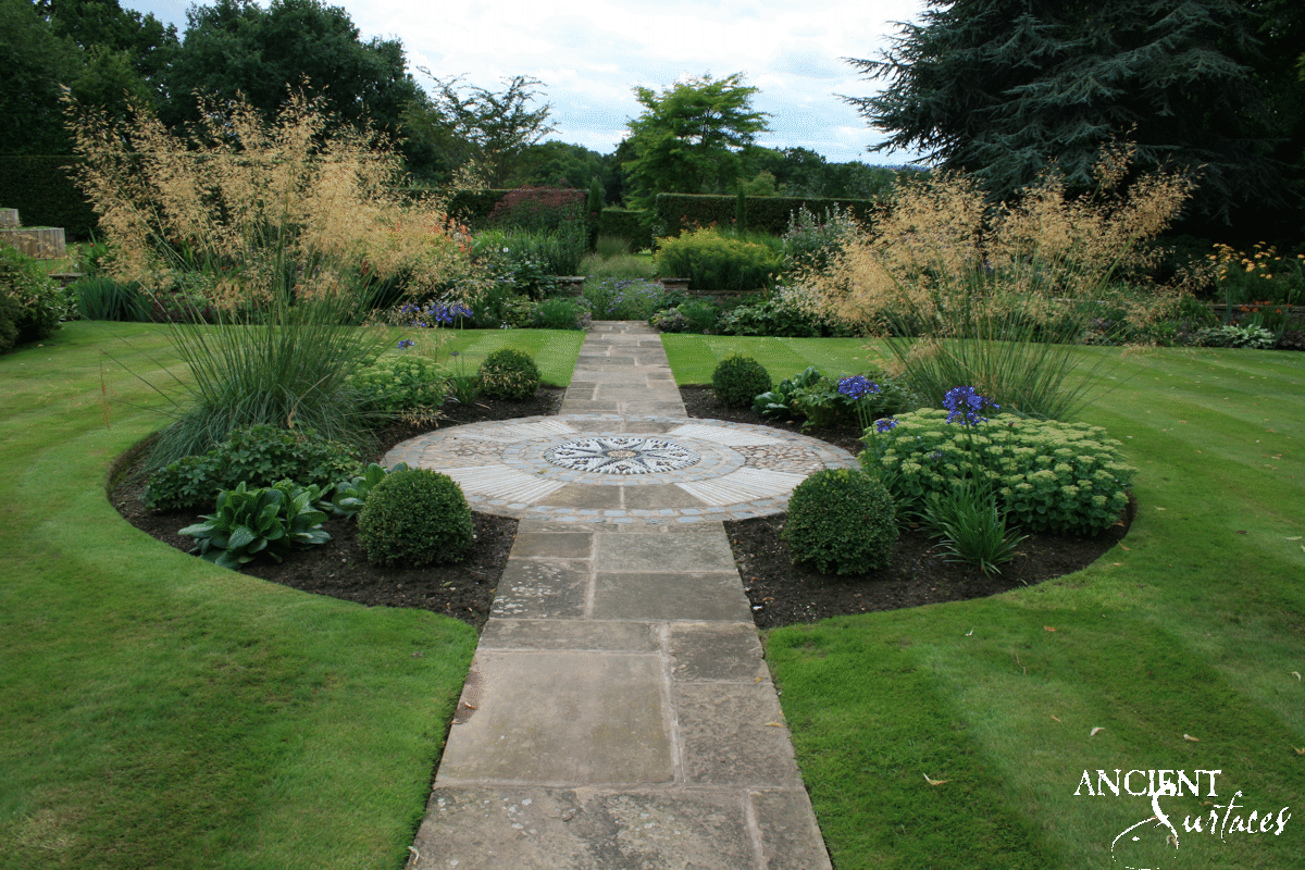 Quot Narrow Is The Path To Heaven Quot 15 Garden Stone Walkways