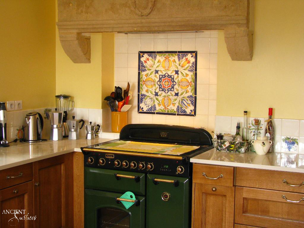 Cuisine Style Ancien bon appetit! 30 delicious french farmhouse kitchens to fill
